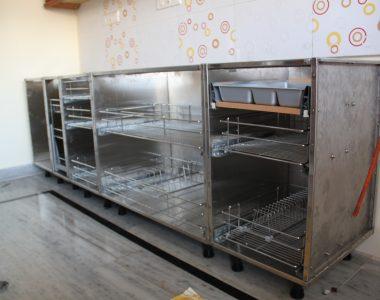 304 Grade Kitchen Cabinets