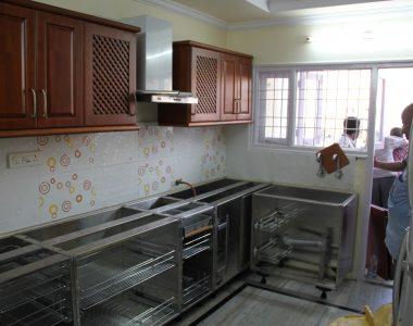 Kitchen Modular Cabinets