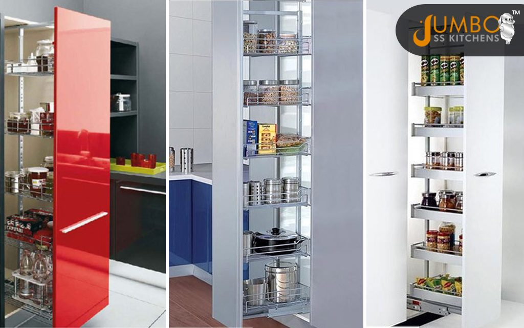 Great benefits with Tall Stainless Steel Cabinets